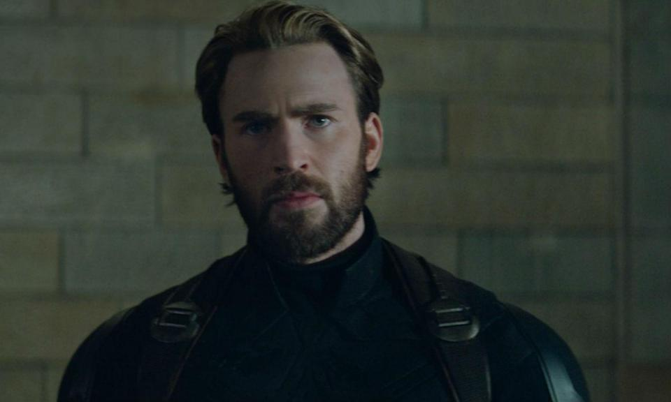 """<p><span><strong>Played by:</strong> Chris Evans</span><br><span><strong>Last appearance:</strong> </span><i><span>Captain America: Civil War</span></i><br><span><strong>What's he up to?</strong> Cap is on the run from the government after busting out his<em> Civil War</em> squad from the Raft. He also left behind his shield, made by Tony's father Howard Stark, after their bust-up. Now more of a <a rel=""""nofollow noopener"""" href=""""https://en.wikipedia.org/wiki/Nomad_(comics)"""" target=""""_blank"""" data-ylk=""""slk:Nomad"""" class=""""link rapid-noclick-resp"""">Nomad</a>, than Captain America, Steve is no longer the superhuman poster boy for the US but he did tell Tony that if help was needed he would answer the call to action. Steve spent much of the time in between <em>Civil War</em> and <em>Black Panther</em> at Bucky's side while Shuri worked on rehabilitating him, but ends up <a rel=""""nofollow noopener"""" href=""""https://screenrant.com/avengers-infinity-war-prelude-comic-spoilers-reveals/2/"""" target=""""_blank"""" data-ylk=""""slk:going on a mission to stop Chitauri weapons"""" class=""""link rapid-noclick-resp"""">going on a mission to stop Chitauri weapons</a> being smuggled into the US.</span> </p>"""