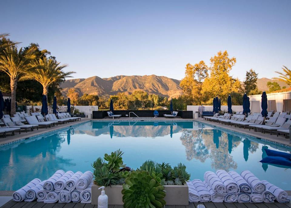 """<p>""""I had a road trip planned in Southern California in March that I had to cancel,"""" says Rachael Burrow, VERANDA style & market editor. """"I'm really looking forward to exploring the smaller towns, like Ojai, and their local shops, restaurants, and hiking trails when I'm able to reschedule.""""</p>"""