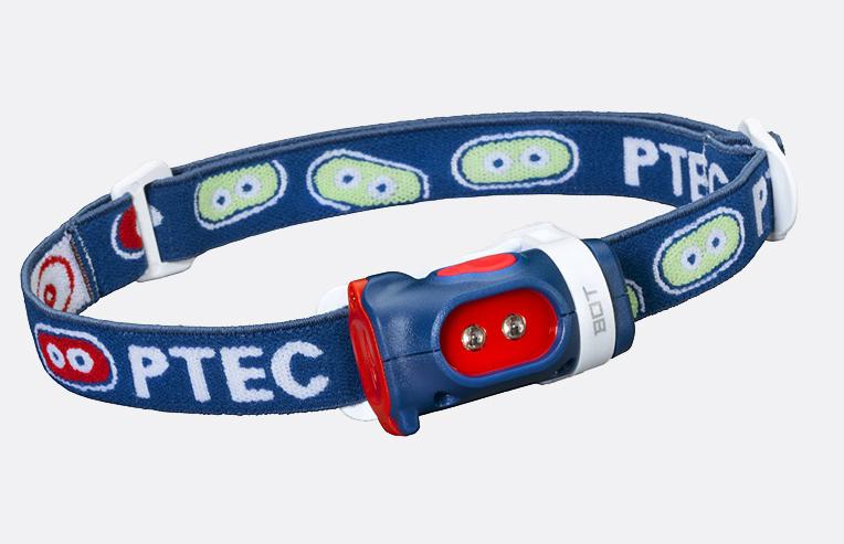 Princeton Tec Bot Kid's Headlamp -- kids hiking equipment