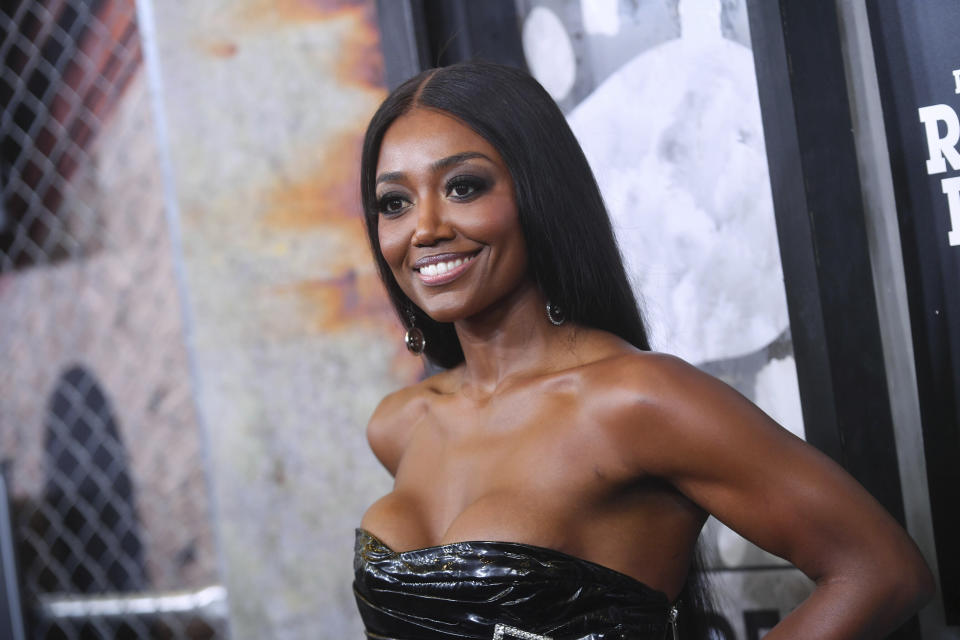 Photo by: NDZ/STAR MAX/IPx 2021 7/15/21 Patina Miller at the premiere of 'Power Book III: Raising Kanan' Global Premiere Event And Screening In New York City.