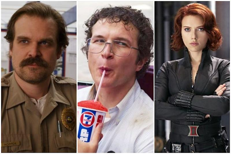 Jim Hopper Playing 'Alexie' in Marvel's Black Widow Made 'Stranger Things' Fans Emotional