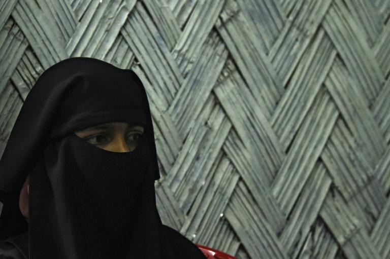 Ayesha, a 20-year-old Rohingya refugee victim of rape, said five men in military uniform had come into her house and one raped her while the others looked on
