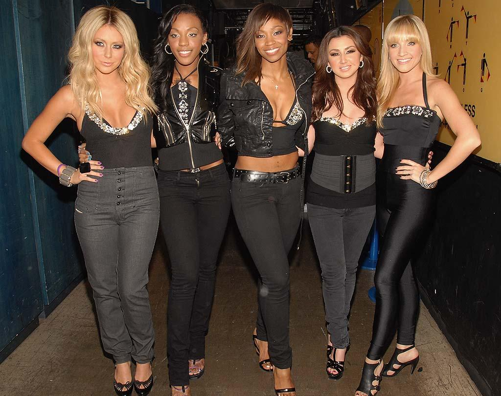 "Who would have thought that Diddy's prefabricated girl group, Danity Kane, would wind up topping the pop charts? Theo Wargo/<a href=""http://www.wireimage.com"" target=""new"">WireImage.com</a> - April 15, 2008"