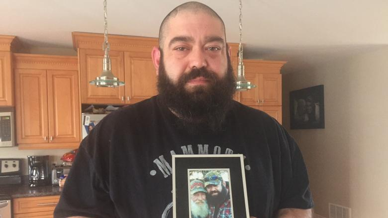 'Shouldn't have to sign to him that he's going to die,' Sudbury man says
