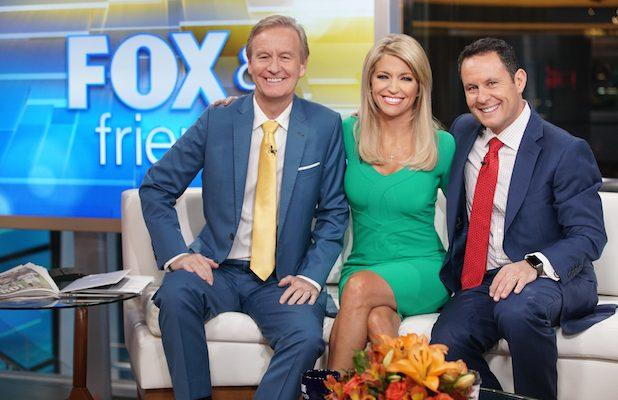 Inside 'Fox & Friends' Live Studio Audience, From TSA-Style Security to a Selfie-Snapping Senator