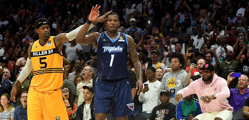 Former Big3 MVP Joe Johnson has committed to return to the league when it begins its fourth season in July.