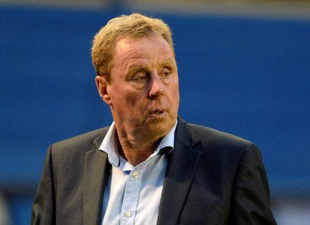 Soccer Football - Carabao Cup First Round - Birmingham City vs Crawley Town - Birmingham, Britain - August 8, 2017 Birmingham City manager Harry Redknapp Action Images/Alan Walter