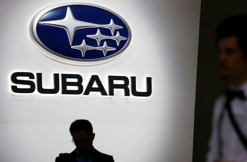 Subaru sets mid-2030s target to sell only electric vehicles
