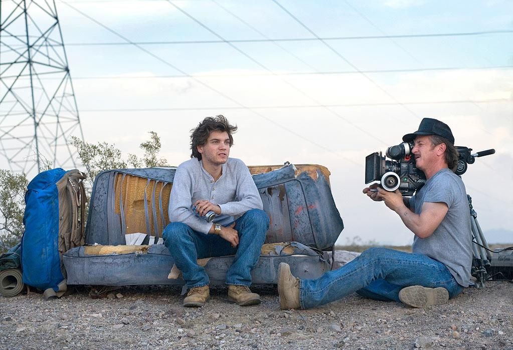 """<a href=""""http://movies.yahoo.com/movie/contributor/1800019044"""">Sean Penn</a>: His work both in front of and behind the camera keeps getting better. In 2007, he directed """"Into the Wild,"""" a devastating look at the meaning of survival featuring a killer performance from Emile Hirsch; the next year, he starred as slain gay rights leader Harvey Milk in """"Milk,"""" and won his second best-actor Oscar. One of the hallmarks of the films Penn has directed -- including 1995's """"The Crossing Guard"""" and 2001's """"The Pledge,"""" both with Jack Nicholson -- is that he never shies away from the bleaker aspects of the story. It's as if he's taken his own formidable ability to portray the raw humanity of his characters and honed it into a similar intensity when he directs others. And in doing so, he's truly found the best of both worlds."""