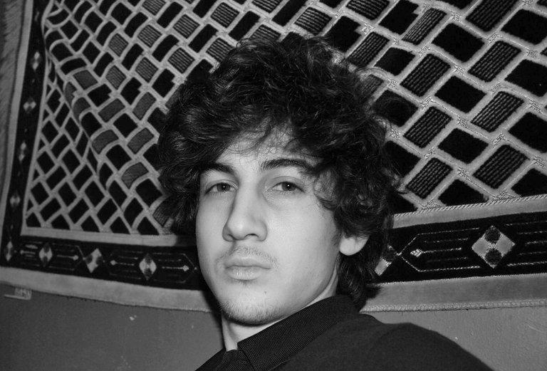 This image obtained on April 19, 2013 from a Russian social media site shows an unconfirmed picture of Dzhokhar Tsarnaev