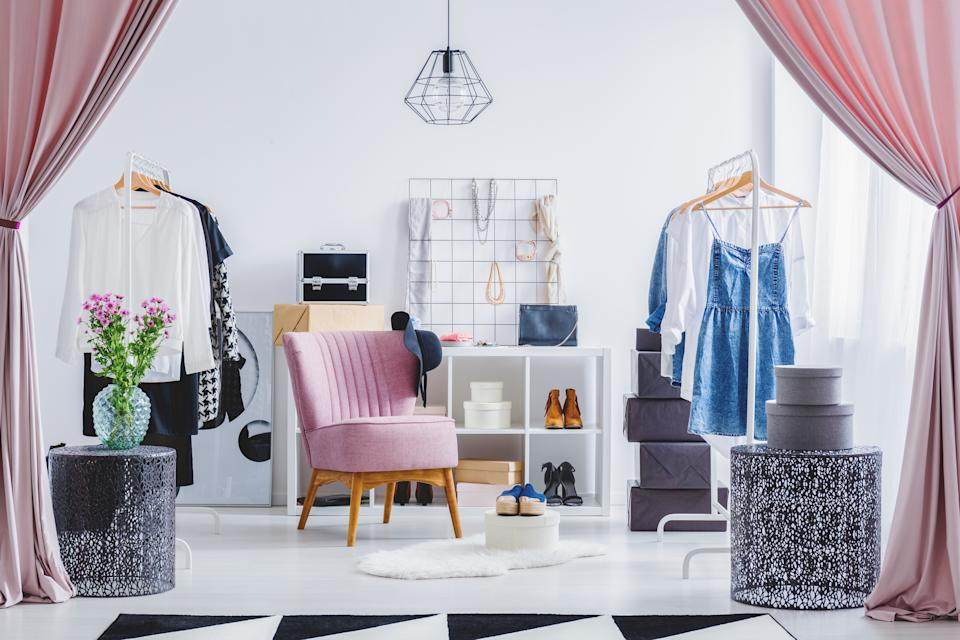Organize every room in your home— from the bathroom to the office. (Photo: Getty Images)