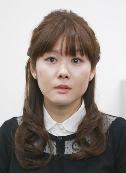 Haruko Obokata, shown January 28, 2014, has submitted her resignation as a researcher at Riken, after the scientific establishment announced her study on re-programme adult cells cannot be reproduced