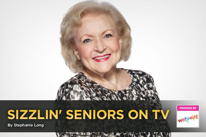 "Though Hollywood certainly isn't known for treasuring its elders, lots of actors manage to hang in there past ""a certain age."" And the truly great never seem to expire. Among them is everyone's favorite nonagenarian, Betty White. To celebrate the comedic actress's 90th birthday on January 17, we've compiled a list of 16 celebrity seniors -- nine women and seven men -- whose TV careers are still going strong. — <a href=""http://www.wetpaint.com/?utm_source=yahoo.com&utm_medium=syndication&utm_campaign=yahoo"" target=""_blank"" rel=""nofollow"">Wetpaint Entertainment</a>"