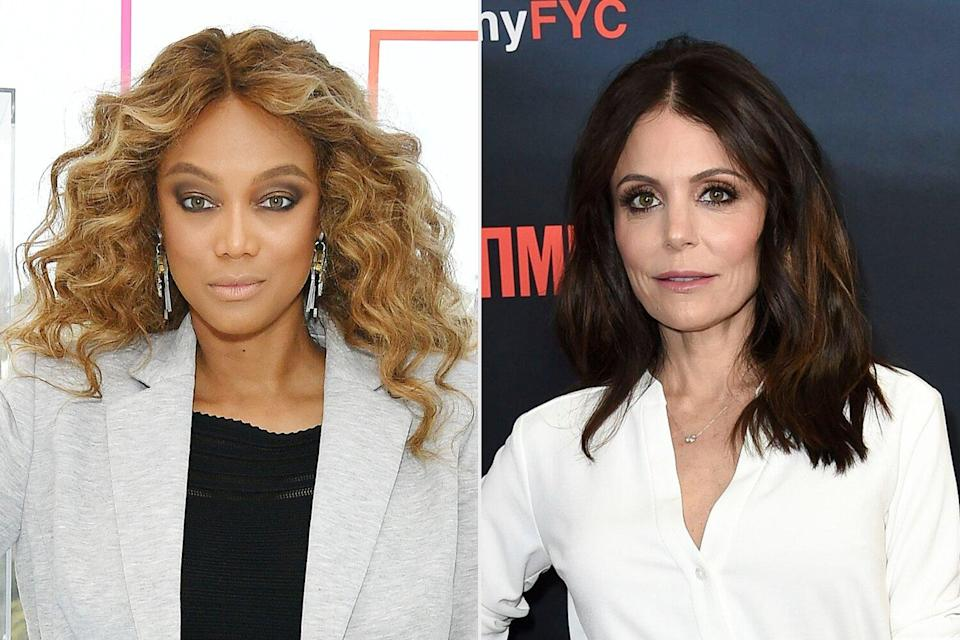 Tyra Banks Denies Banning Housewives from DWTS After Bethenny Frankel Callout
