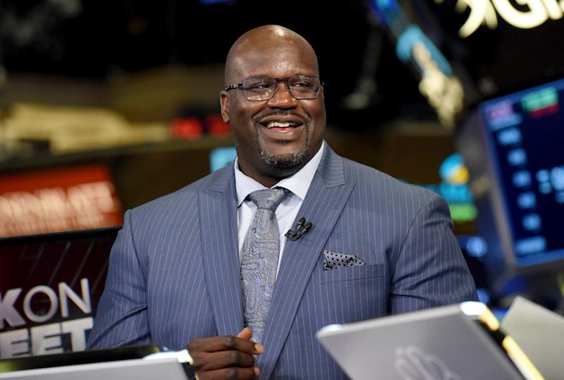 e90872c2dc5 Shaquille O'Neal Buys 10 Pairs of Shoes for Teen With Size 18 Feet