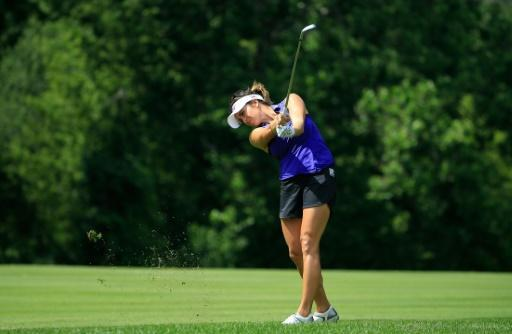 Piller leads US Open champ Park at LPGA Marathon Classic