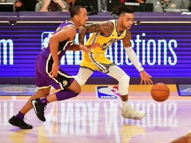 NBA: LA Lakers guard Avery Bradley could miss two weeks of action due to right leg fracture