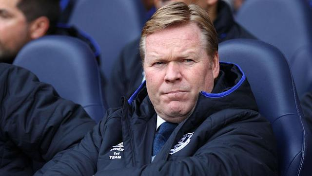 <p>Vaguely resembles an alpha male orangutan, and (judging by his free kicks) has the raw strength of one. </p> <br><p>However, Koeman also appears far too benevolent to wish anyone real harm. Except maybe a wantaway Romelu Lukaku.</p>