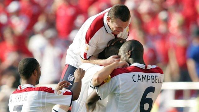 <p>Having fun at a tournament and winning a routine game well routinely, is about as English as Currywurst.</p> <br><p>But that is exactly what happened in the summer of 2004, when England could and perhaps <em>should</em> have won their group with all nine points. However, Zinedine Zidane happened in the opener against France and the Three Lions were left needing a positive result against the Swiss in the second match.</p> <br><p>Rather than cracking under the pressure, England, inspired by Rooney, rose to the occasion and performed like the actual heavyweights we seem to think we are.</p>
