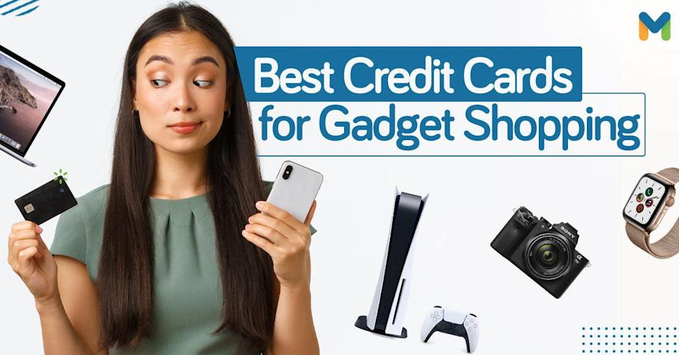 Best Credit Cards for Electronics Shopping | Moneymax