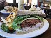 """<p><a href=""""http://www.yelp.com/biz/pj-and-co-restaurant-and-saloon-reno"""" rel=""""nofollow noopener"""" target=""""_blank"""" data-ylk=""""slk:PJ & Co Restaurant and Saloon"""" class=""""link rapid-noclick-resp"""">PJ & Co Restaurant and Saloon</a>, Reno</p><p>""""A very small spot, but the best hospitality and breakfast I have had in Reno to date. The ambiance reminded me of a small town coffee shop, and the waitress was so attentive and sweet, even with a completely packed shop. Though it was a weekday, the whole place was full. The food was amazing, came quicker than anticipated, and they made sure everyone was continuously topped off with coffee, soda, and water. Prices were so reasonable, the quality far exceeded what the price was. I will definitely be back!!!"""" - Yelp user <a href=""""https://www.yelp.com/user_details?userid=1cvHek57wGceg2MJr4eF4A"""" rel=""""nofollow noopener"""" target=""""_blank"""" data-ylk=""""slk:Amanda F."""" class=""""link rapid-noclick-resp"""">Amanda F.</a></p>"""