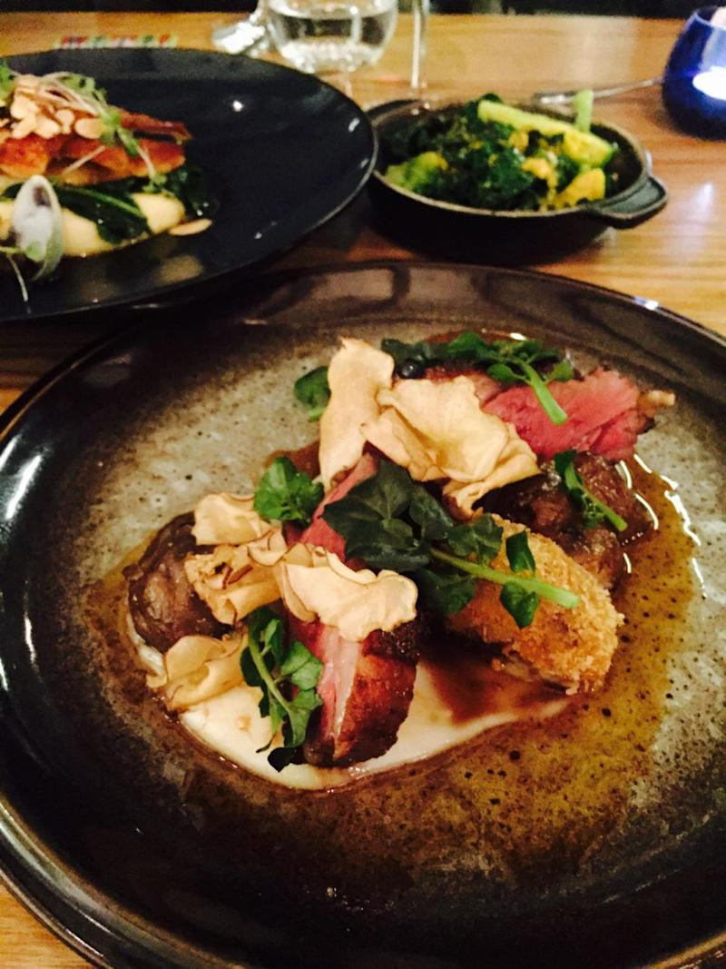 Taste New Zealand produce at its best at Bistro Gentil. Photo: Be
