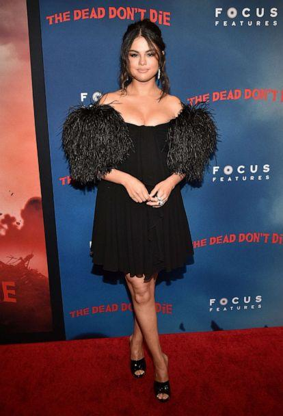 PHOTO: Selena Gomez attends 'The Dead Don't Die' New York Premiere at Museum of Modern Art on June 10, 2019 in New York City. (Theo Wargo/Getty Images)