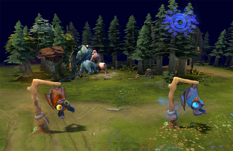 Dota 2 30th October Patch – Content Analysis