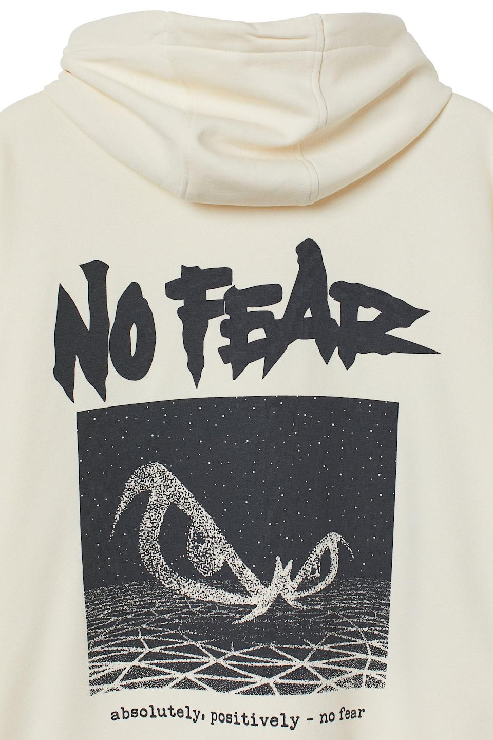 <p>There's no such thing as too many hoodies. Add this <span>No Fear x H&amp;M Oversized Hoodie</span> ($35) to your collection.</p>