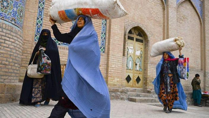 Afghan women have traditionally had little say in who or when they marry