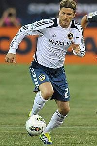 David Beckham is among many big names leading the way for the Galaxy