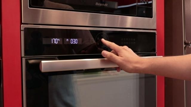 adjust oven temperature for baking