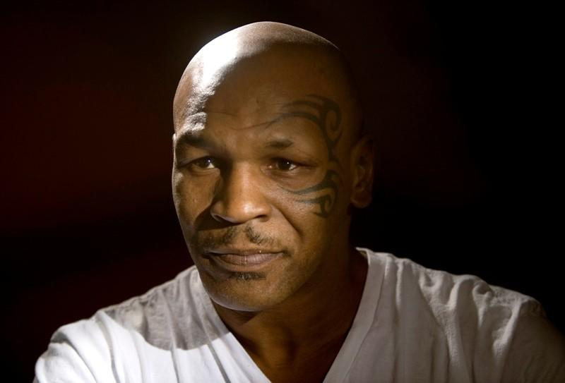 Mike Tyson Wants Jamie Foxx to Play Him in a Hollywood Biopic