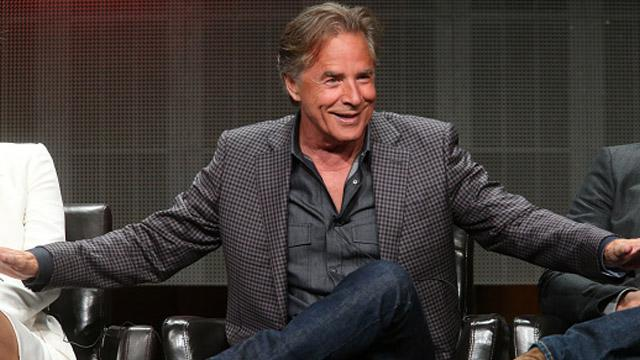 Don Johnson Didn't Watch Daughter Dakota in 'Fifty Shades': 'She Asked Me Not to See the Movie'