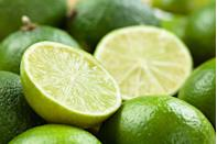 """<p>Limes have some nice health benefits: They're loaded with vitamin C and are a decent source of calcium and iron. They're great in a <a href=""""https://www.goodhousekeeping.com/food-recipes/party-ideas/a28709164/classic-margarita-recipe/"""" rel=""""nofollow noopener"""" target=""""_blank"""" data-ylk=""""slk:margarita"""" class=""""link rapid-noclick-resp"""">margarita</a>, of course, and are terrific in Thai-inspired recipes, like this <a href=""""https://www.goodhousekeeping.com/food-recipes/healthy/a27255965/seared-coconut-lime-chicken-with-snap-pea-slaw-recipe/"""" rel=""""nofollow noopener"""" target=""""_blank"""" data-ylk=""""slk:seared coconut-lime chicken"""" class=""""link rapid-noclick-resp"""">seared coconut-lime chicken</a> dish. A good tool to have on hand to make the most of all citrus fruit is a well-made zester. </p>"""