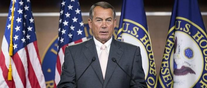 Boehner: Obama 'Clearly' Has No ISIS Strategy, Is Required To Ask Congress For War Authority