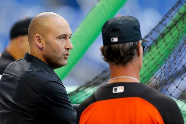 <p>Open Mike: Derek Jeter skips the the Marlins visit to Yankee Stadium</p>