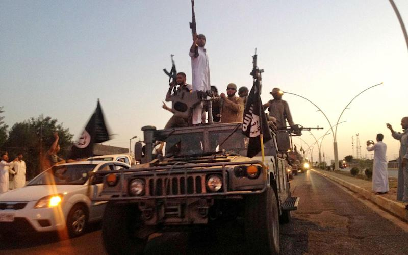 Isis has been largely forced from Mosul, which it seized in 2014: AP