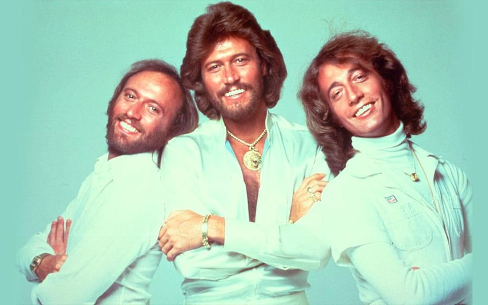 The Bee Gees in the 1970s