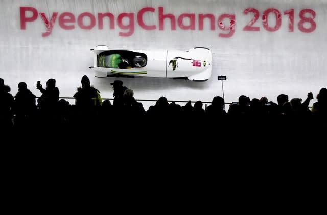 Jamaica continue to compete in Olympic bobsleigh (Mike Egerton/PA Archive)