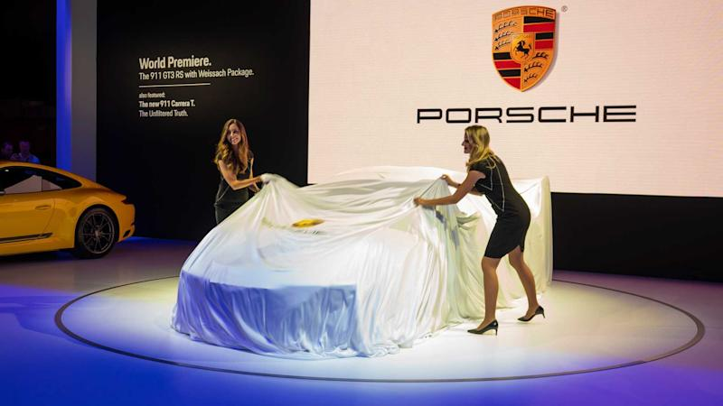 Several Automakers Planning Debuts At 2019 New York Auto Show