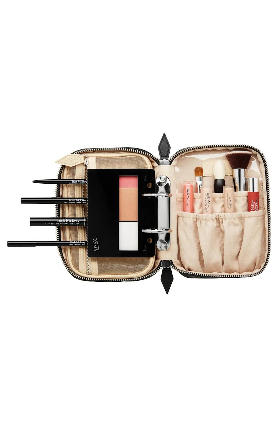 <p>Makeup-lovers will adore having this handy and organized <span>Trish McEvoy The Power of Makeup Medium Makeup Planner</span> ($82).</p>