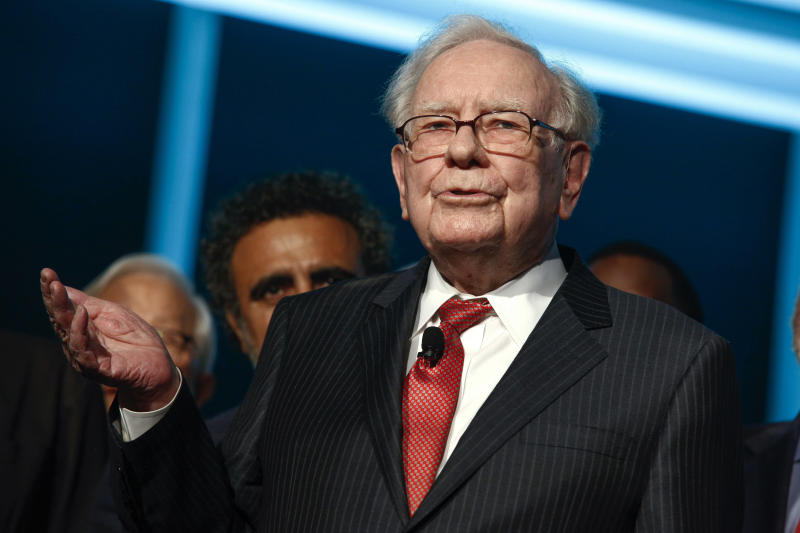 Buffett's Berkshire Hathaway slashes IBM stake