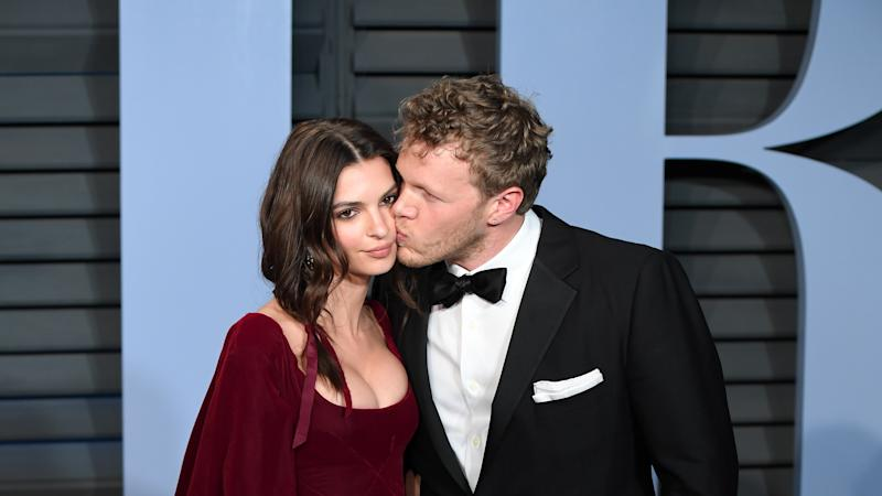 <p>Ratajkowski married film producer Sebastian Bear-McClard in February.</p>
