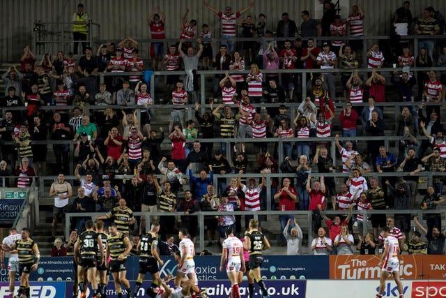 St Helens v Leigh Centurions – Betfred Super League – Totally Wicked Stadium