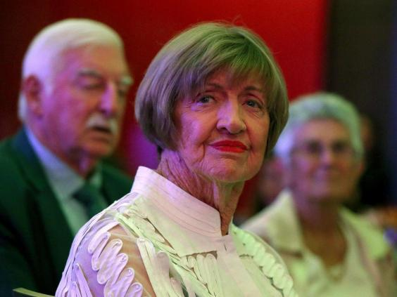 Margaret Court claimed transgender people are controlled 'by the devil' (Getty)