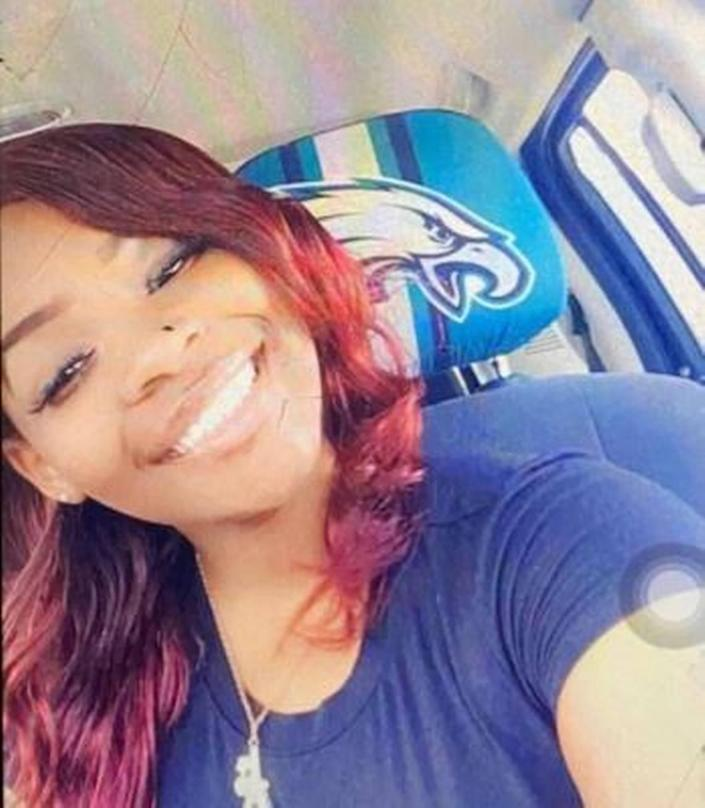 Kalea Neveah White was reported missing by the Charleston County Sheriff's Office and might be in the Columbia area.