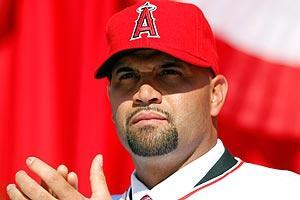 After being synonymous with the Cardinals, Albert Pujols is the new face of the Angels