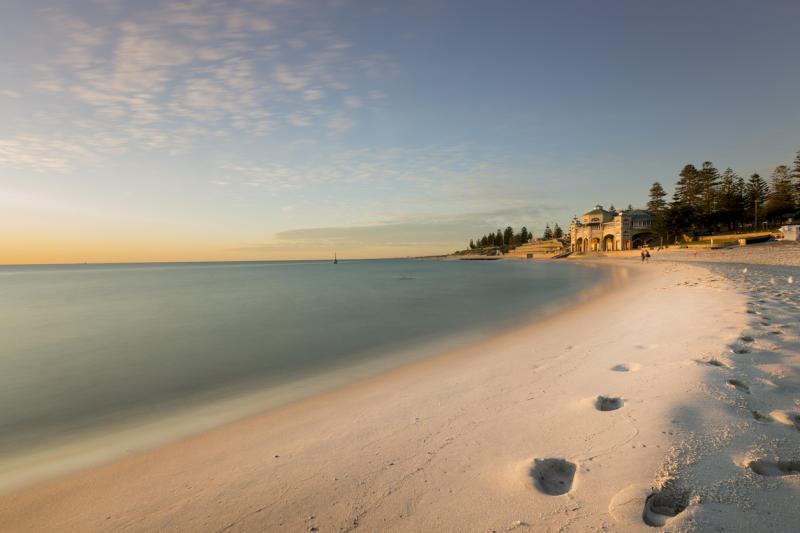 Cottesloe Beach, Perth, Australia: thankfully, taking advantage of this offer won't result in any extra credit card charges: Getty/iStock