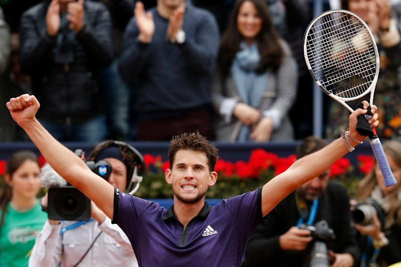 Thiem rolls to Barcelona title